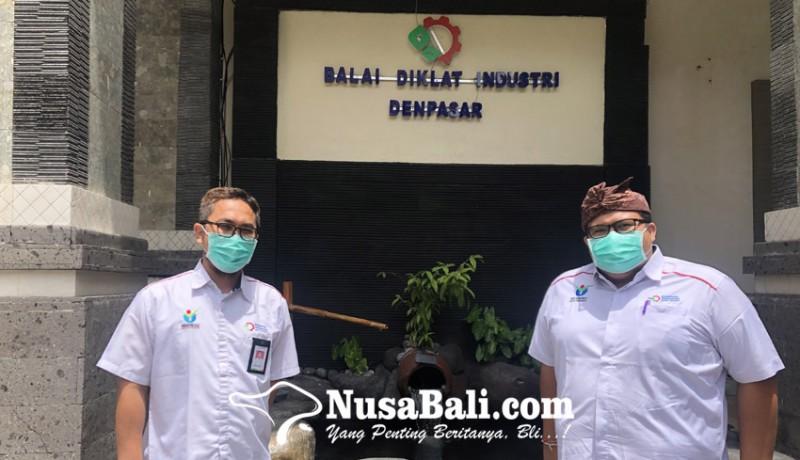 www.nusabali.com-balai-diklat-industri-denpasar-batasi-peserta-workshop