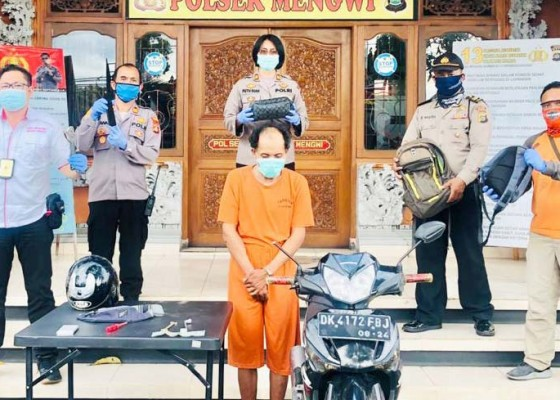 Nusabali.com - kembali-beraksi-residivis-pencurian-ditangkap-warga