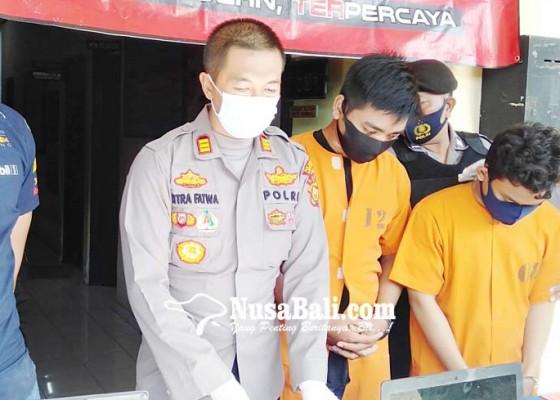 Nusabali.com - tangkap-maling-hp-dapat-bonus-pemalsu-rapid-test