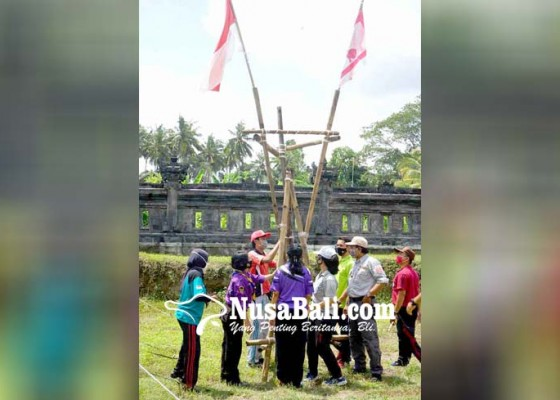 Nusabali.com - kwarda-bali-gelar-kmd-di-karangasem