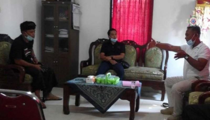 www.nusabali.com-warga-pertanyakan-patok-rencana-tol-di-desa-gumbrih