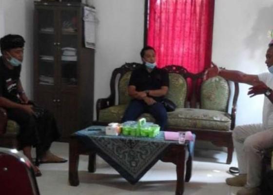 Nusabali.com - warga-pertanyakan-patok-rencana-tol-di-desa-gumbrih