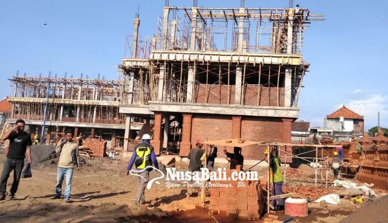 www.nusabali.com-proyek-gedung-smpn-14-denpasar-molor