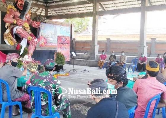 Nusabali.com - ogoh-ogoh-karya-sekaa-teruna-se-buleleng-masuk-tahap-penilaian
