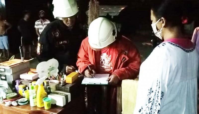 www.nusabali.com-tabung-gas-bocor-rumah-nyaris-terbakar