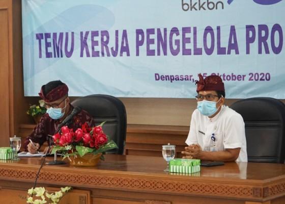 Nusabali.com - bkkbn-gelar-temu-kerja-bagi-pengelola-program-genre