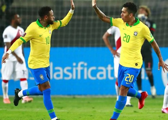 Nusabali.com - neymar-hattrick-brasil-libas-peru