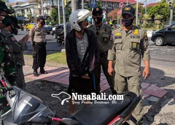 Nusabali.com - sebulan-razia-masker-hasilkan-rp-202-juta