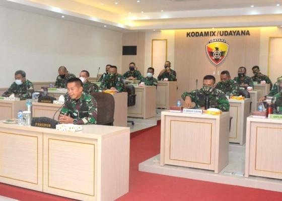 Nusabali.com - pangdam-tegaskan-tidak-ada-kekerasan