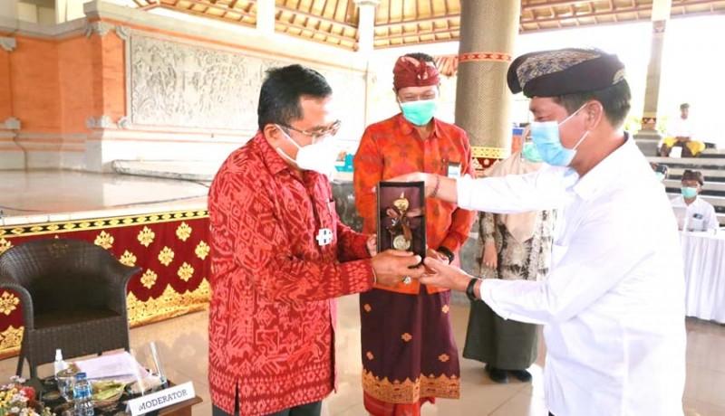 www.nusabali.com-klungkung-gelar-workshop-pengelolaan-dana-desa