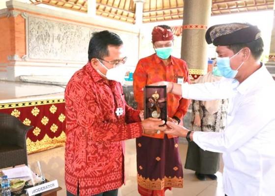 Nusabali.com - klungkung-gelar-workshop-pengelolaan-dana-desa