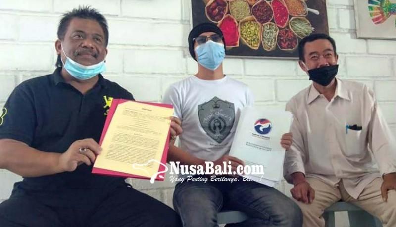 www.nusabali.com-pelapor-siapkan-alat-bukti-rekaman-video