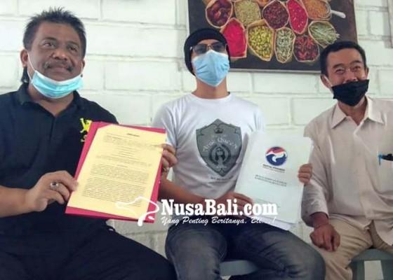 Nusabali.com - pelapor-siapkan-alat-bukti-rekaman-video