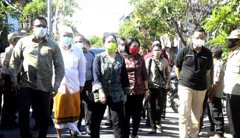 www.nusabali.com-walikota-rai-mantra-dampingi-ketua-dpr-ri-menteri-sosial-dan-menteri-pppa-kunjungan-ke-denpasar