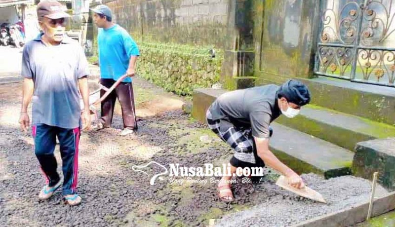 www.nusabali.com-desa-muncan-gelar-pkt-jalan-beton