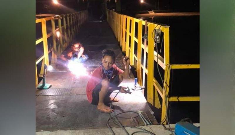 www.nusabali.com-lantai-jembatan-kuning-bolong