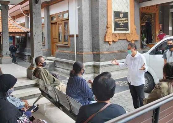 Nusabali.com - walikota-rai-mantra-pastikan-pelayanan-publik-disiplin-prokes