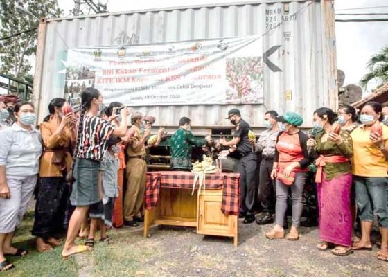 Nusabali.com - jembrana-ekspor-12-ton-biji-kakao-ke-belanda