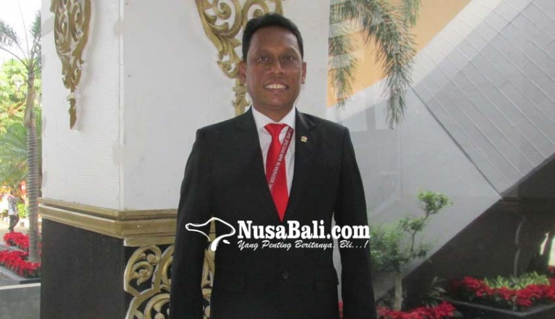 www.nusabali.com-kariyasa-tidak-ada-anggota-dprd-bali-datang-ke-senayan