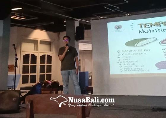Nusabali.com - sejuta-manfaat-tempe-terungkap-dalam-sos-world-food-day-2020