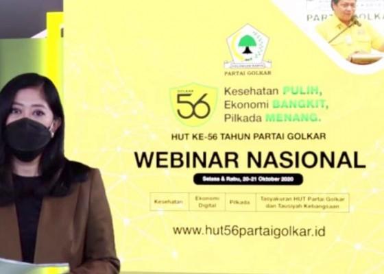 Nusabali.com - kader-golkar-diminta-berorientasi-karya-kekaryaan