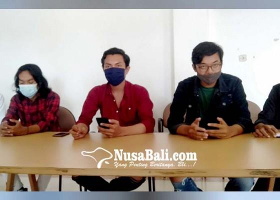 Nusabali.com - aliansi-bali-tidak-diam-gelar-aksi-lagi-hari-ini