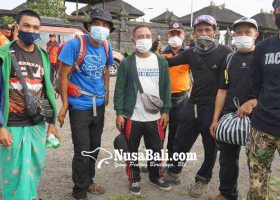 Nusabali.com - larangan-mendaki-gunung-pemandu-cari-kerjaan-lain