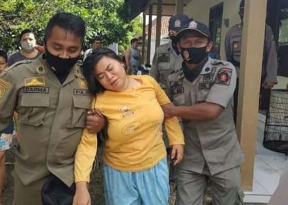 Nusabali.com - ancam-bunuh-anak-dan-ibu-kandung-dibawa-ke-rsj