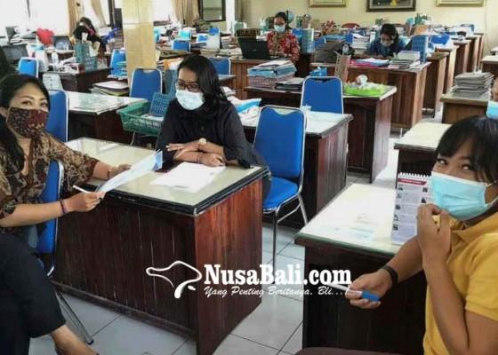 Nusabali.com - rayakan-bulan-bahasa-sman-bebandem-gelar-lomba-virtual