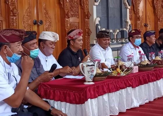 Nusabali.com - dikawal-agus-mahayastra-sepakat-dukung-paket-bangsa