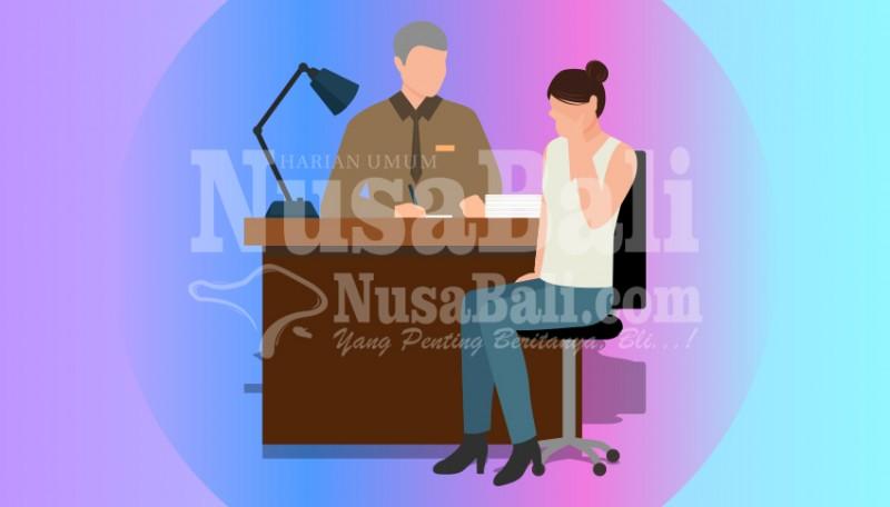www.nusabali.com-terima-telepon-malam-hari-suami-hajar-istri