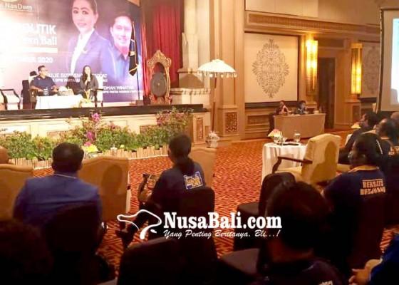 Nusabali.com - regenerasi-dpw-nasdem-bali-gembleng-200-kader-muda