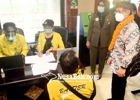 Nusabali.com - evaluasi-kemenpan-rb-pn-denpasar-belum-sempurna