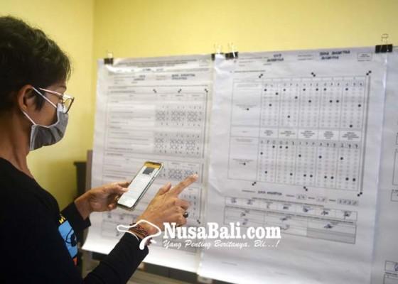 Nusabali.com - rekap-suara-pilkada-2020-secara-online