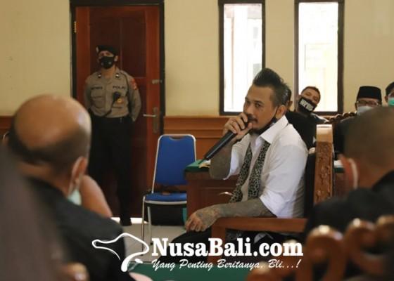 Nusabali.com - jerinx-memilih-kata-kacung-agar-direspons-idi