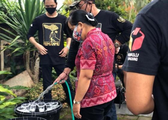 Nusabali.com - sosialisasi-pengawasan-pilkada-sambil-latih-budidaya-ikan