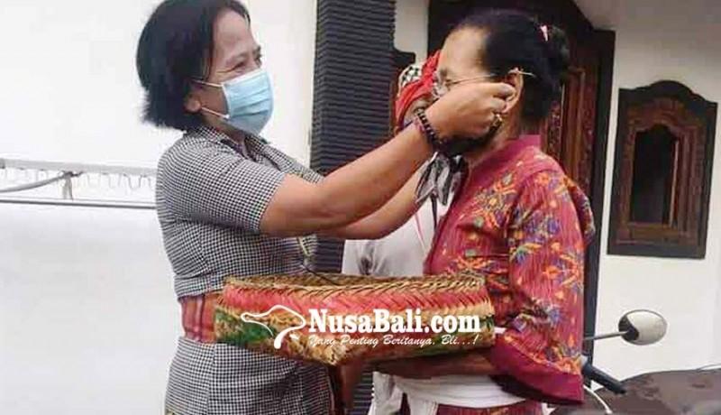 www.nusabali.com-desa-adat-asak-gelar-sidak-masker