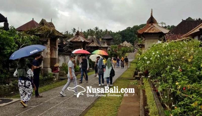 www.nusabali.com-pengunjung-desa-penglipuran-bebas-retribusi