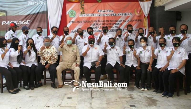 www.nusabali.com-ketua-perpani-denpasar-dilantik