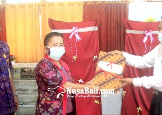 Nusabali.com - smpn-2-singaraja-luncurkan-e-library