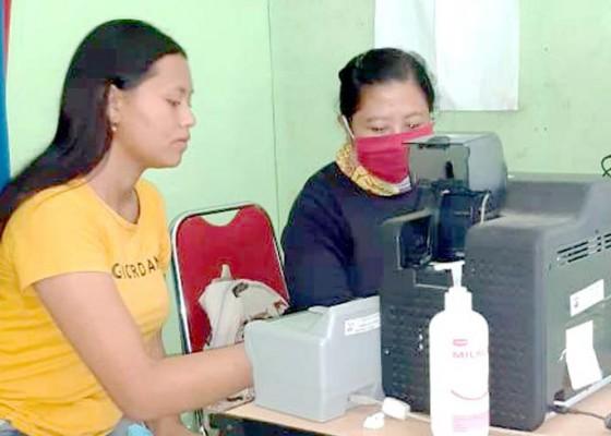 Nusabali.com - cuti-bersama-disdukcapil-bangli-tetap-buka-pelayanan