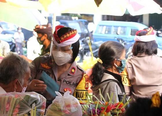 Nusabali.com - wakapolres-badung-ajak-masyarakat-patuhi-protokol-kesehatan