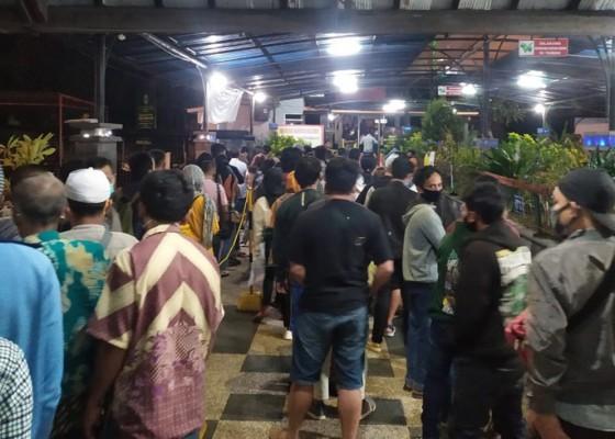 Nusabali.com - dari-gilimanuk-7552-penumpang-ke-bali