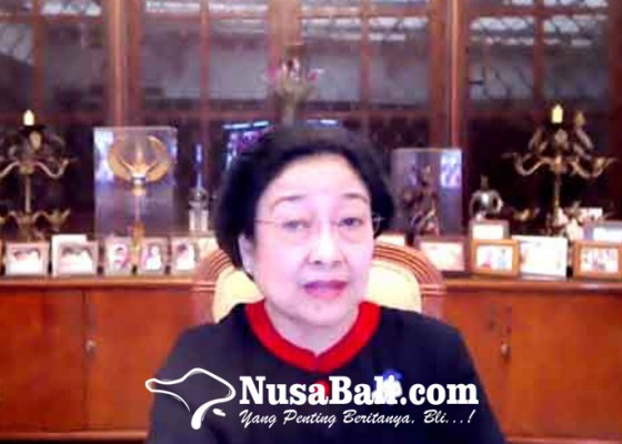 Nusabali.com - megawati-instruksikan-kader-menanam-tanaman-pendamping-beras