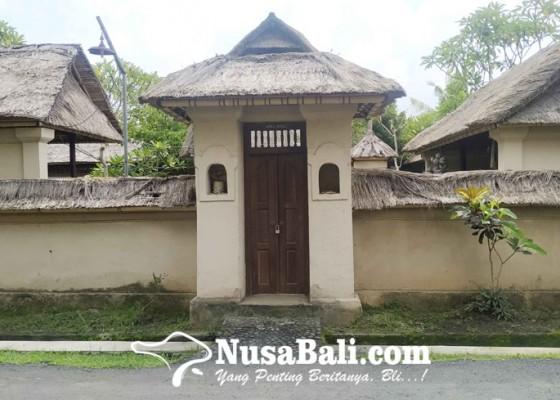 Nusabali.com - rumah-bali-asli-hanya-ada-di-museum