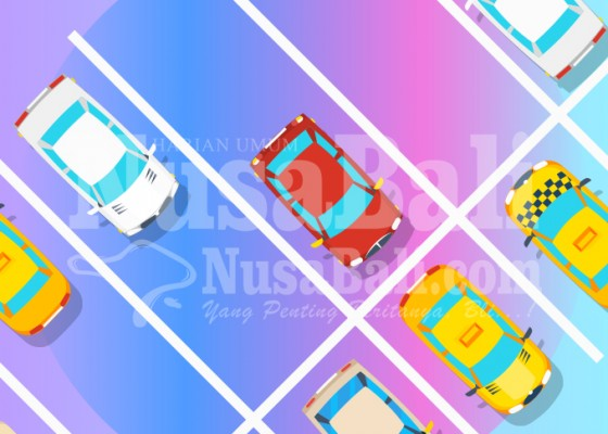 Nusabali.com - pasang-tarif-rp-50000-parkir-di-pantai-legian-linmas-dan-lpm-turun-tangan