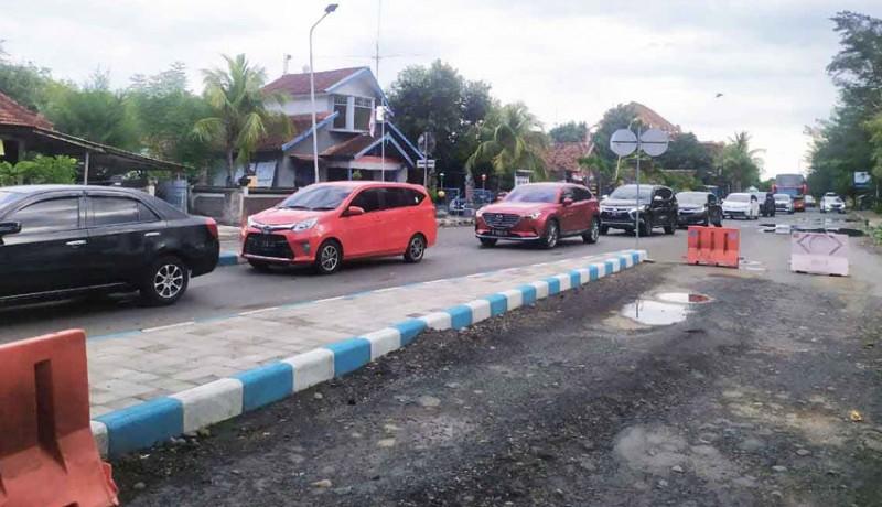 www.nusabali.com-masa-arus-balik-wisatawan-domestik-1638-mobil-pribadi-tinggalkan-bali