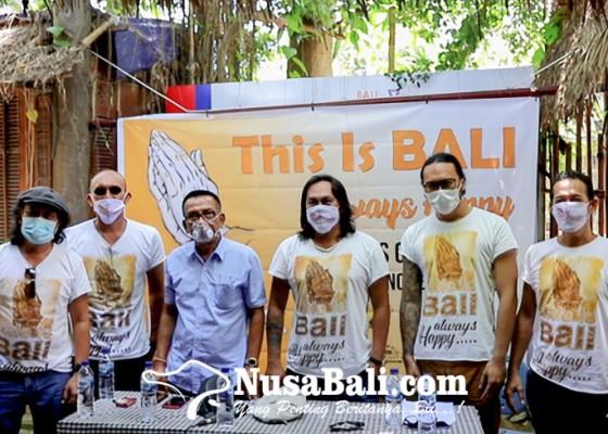 Nusabali.com - crazy-horse-ajak-masyarakat-bali-move-on