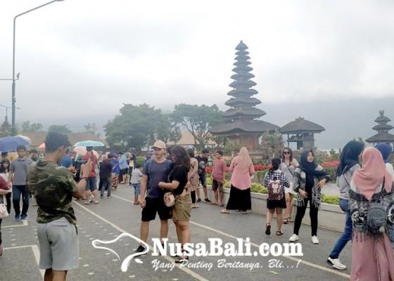 Nusabali.com - tanah-lot-tembus-9285-ulun-danu-beratan-27