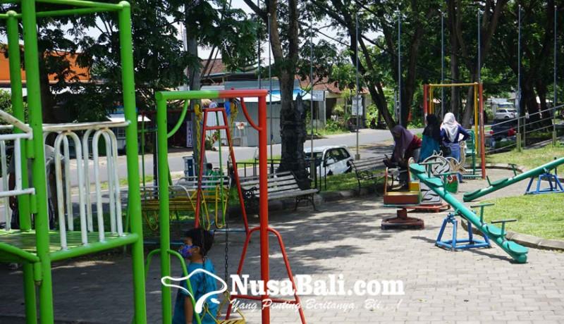 www.nusabali.com-kolam-renang-dan-taman-kota-jagath-karana-rusak